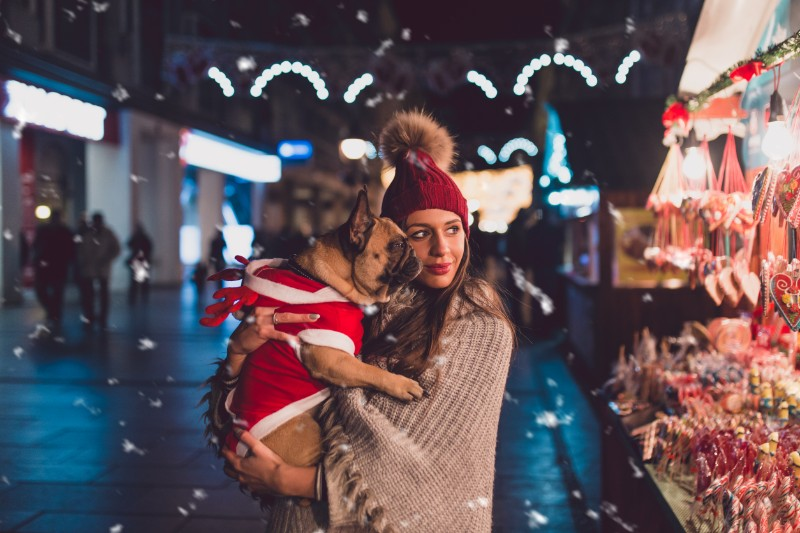 Pet-Friendly holiday fun in Austin abounds!